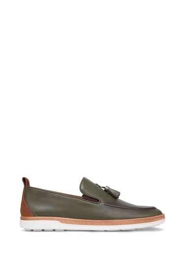 F.Marcetti Ayakkabı Yeşil